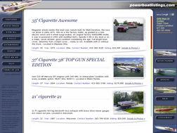 Marine Yacht Design Sites